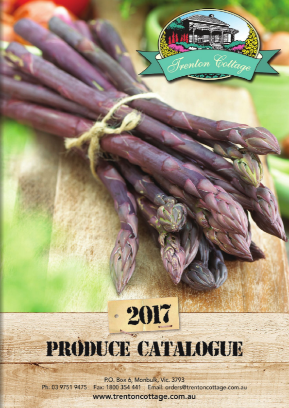2017 Produce Catalogue
